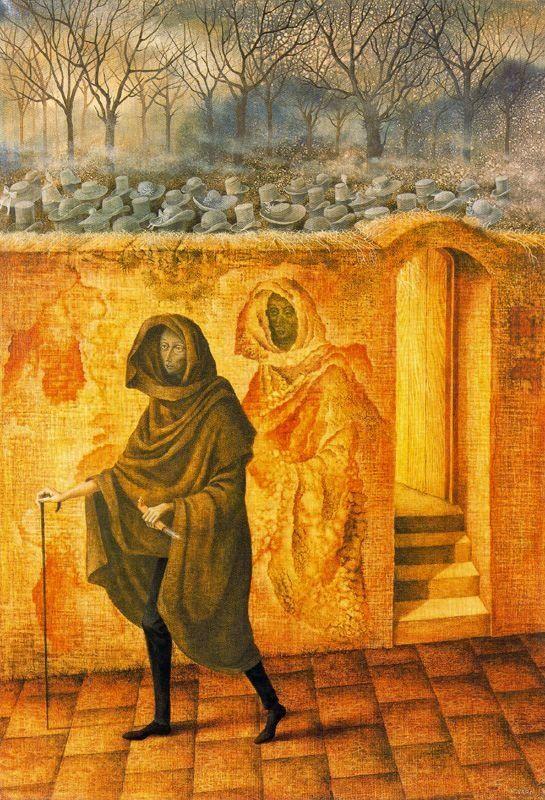 Сюрреализм Ремедиос Варо Мария де лос Ремедиос Варо и Уранга (1908-1963) - испанская художница, представитель сюрреализма. Некоторые критики описывали её искусство как «постмодернистскую аллегорию» в связи со схожестью природы её работ с аллегоричностью картин Иеронимуса Босха. Творчество Варо находилось также под влиянием стилей таких художников как Франциско Гойя, Эль Греко, Пабло Пикассо и Питер Брейгель.