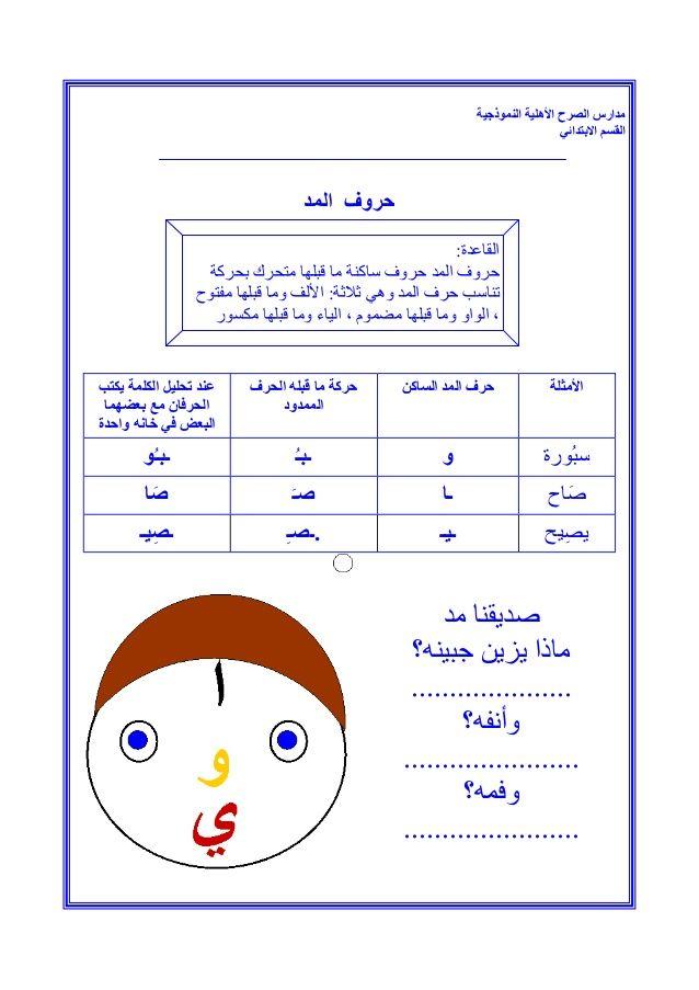 ملزمة لغتي للصف الأول الأبتدائي الفصل الثاني Arabic Kids Arabic Alphabet For Kids Learn Arabic Alphabet