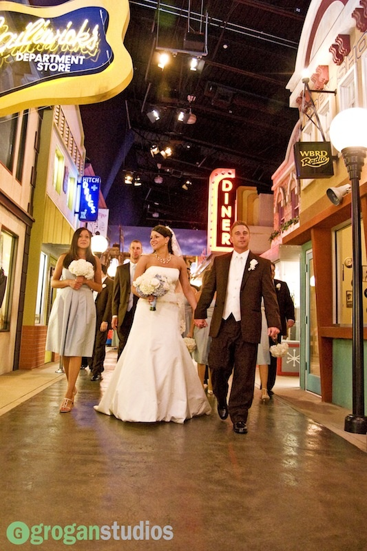 How Incredible Would It Be To Have Your Wedding At COSI Columbusbride Ohiovenues