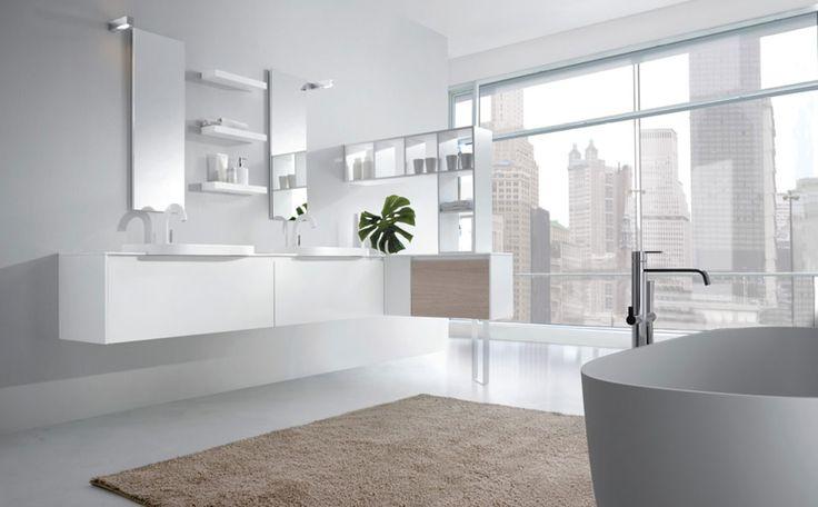 Luxus Badezimmer Badezimmer Eitelkeit Designs Moderne Badezimmer Eitelkeit Himmel #Bett