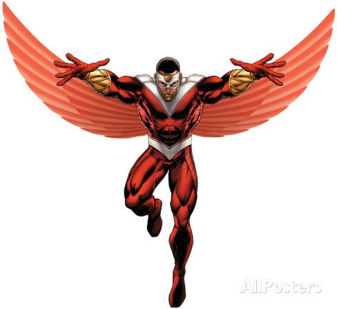 Top 25 ideas about falcon on pinterest the winter - Faucon avengers ...
