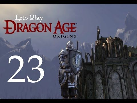 Let's Play DRAGON AGE: Origins Ultimate Edition -Modded- Part 22 - GHOOSTS https://youtu.be/DnhP7ZS3bps