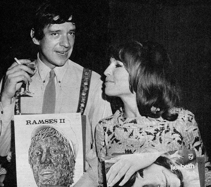 Ramses Shaffy en Liesbeth List