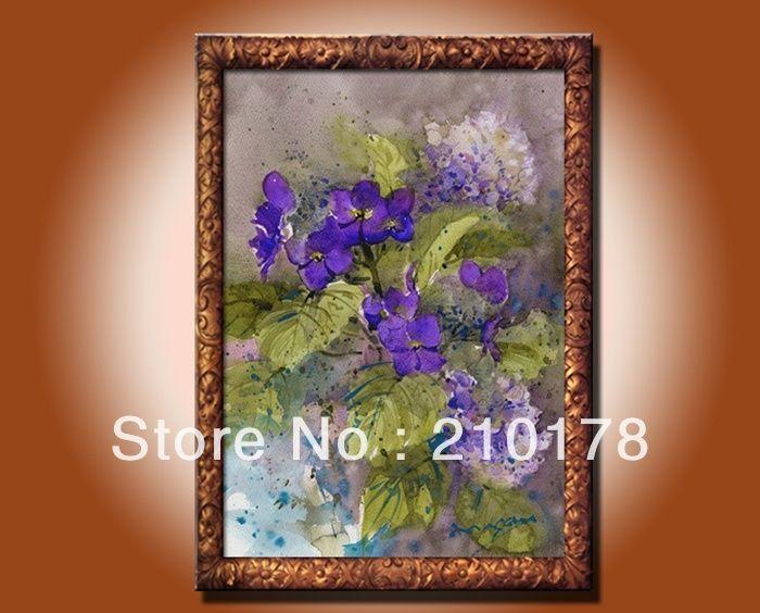 РБ (2) ручная роспись маслом картина цветы натюрморт нефть-картины на холсте Декоративной нефть живопись
