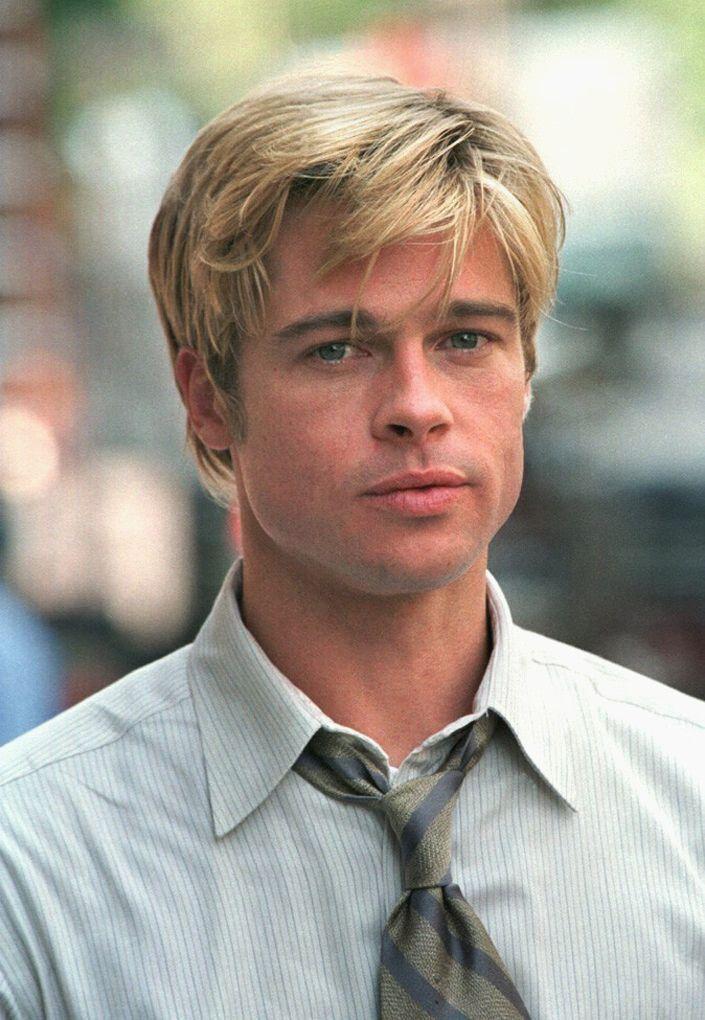 20 Beautiful Brad Pitt Hairstyle Gallery In 2020 Brad Pitt Hair Brad Pitt Brad Pitt Images
