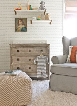 Soft and Soothing - traditional - Nursery - Los Angeles - designstiles