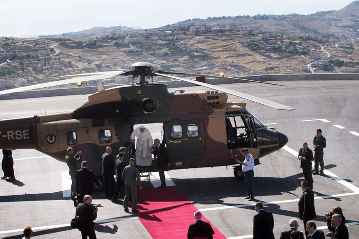 Live: Pope Francis visits the Holy Land - Pope Francis visits the Holy Land Israel News | Haaretz