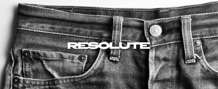 RESOLUTE リゾルトオフィシャルウェブサイト