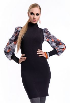Платье женское zaps kornelia 031 индиго