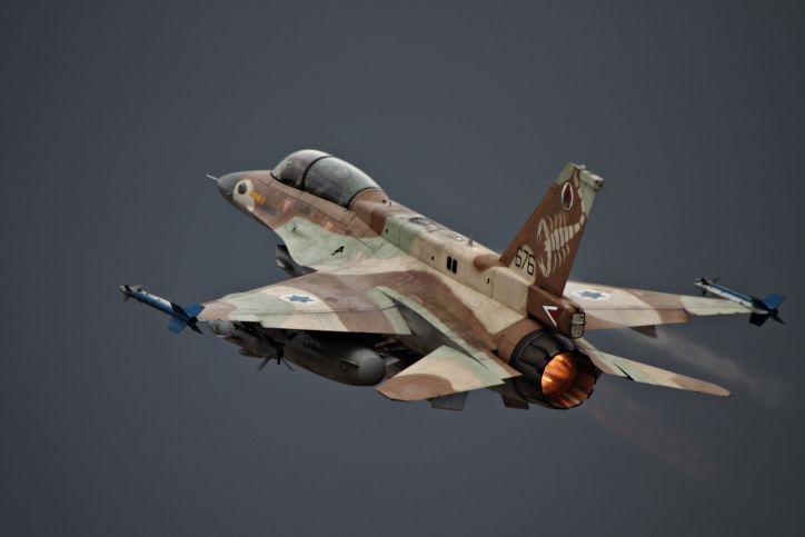 Israel said to strike base of palestinian terror group