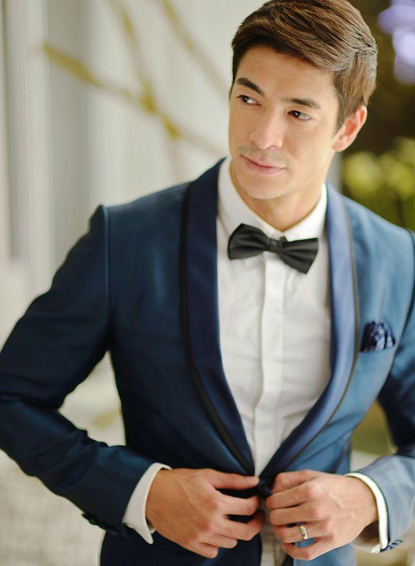 54 best Groom\'s Attire images on Pinterest   Men fashion, Brown ...