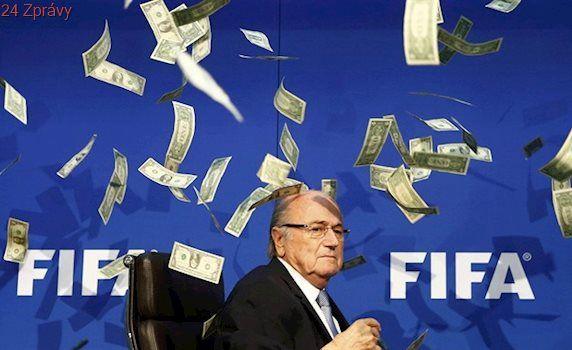 FIFA po dvou letech zveřejnila zprávu o vyšetřování korupce