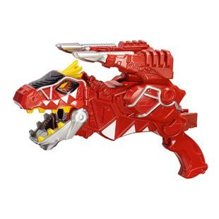 Power Rangers Dino Super Charge T-Rex Morpher