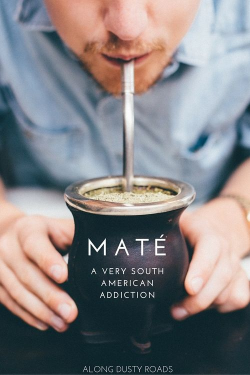 mate: a very south american addiction