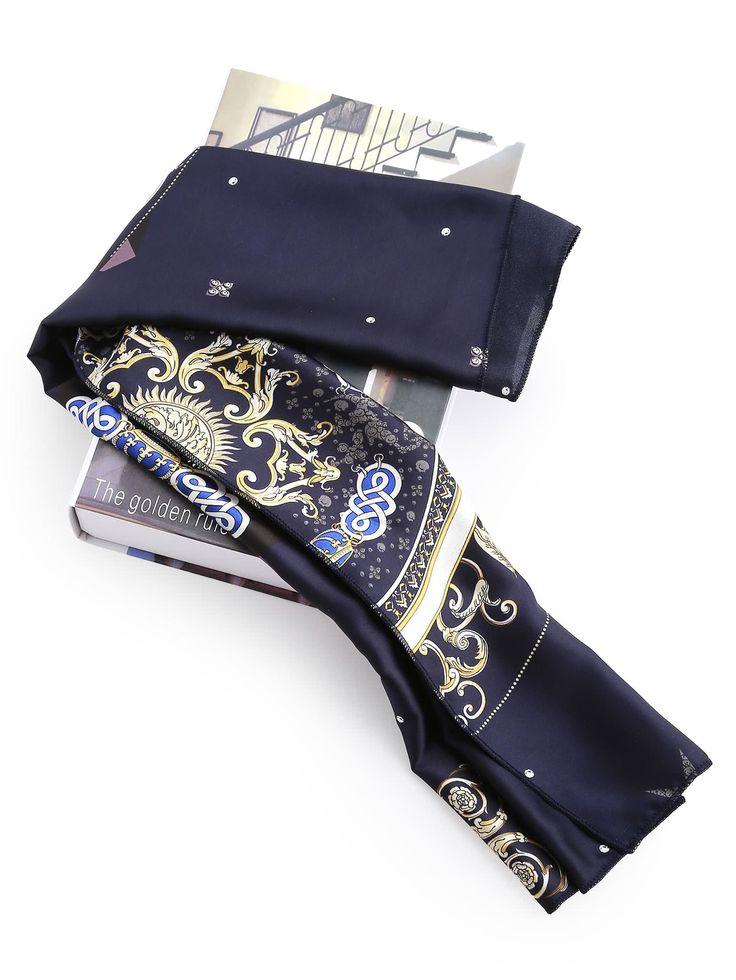Shop Galaxy Print Satin Bandana online. SheIn offers Galaxy Print Satin Bandana & more to fit your fashionable needs.