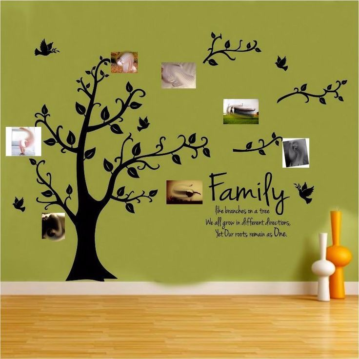 14 best Family Wall Decals images on Pinterest | Family wall, Living ...