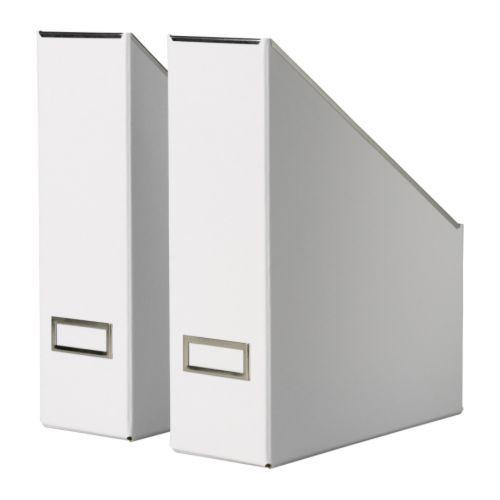 Ikea: Kassett magazine file
