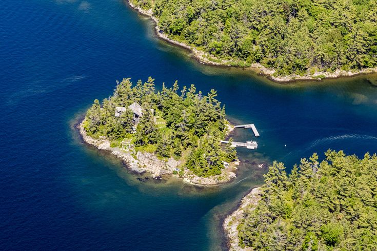 Isle of Rest - Georgian Bay, Ontario , Canada - Private Islands for Sale