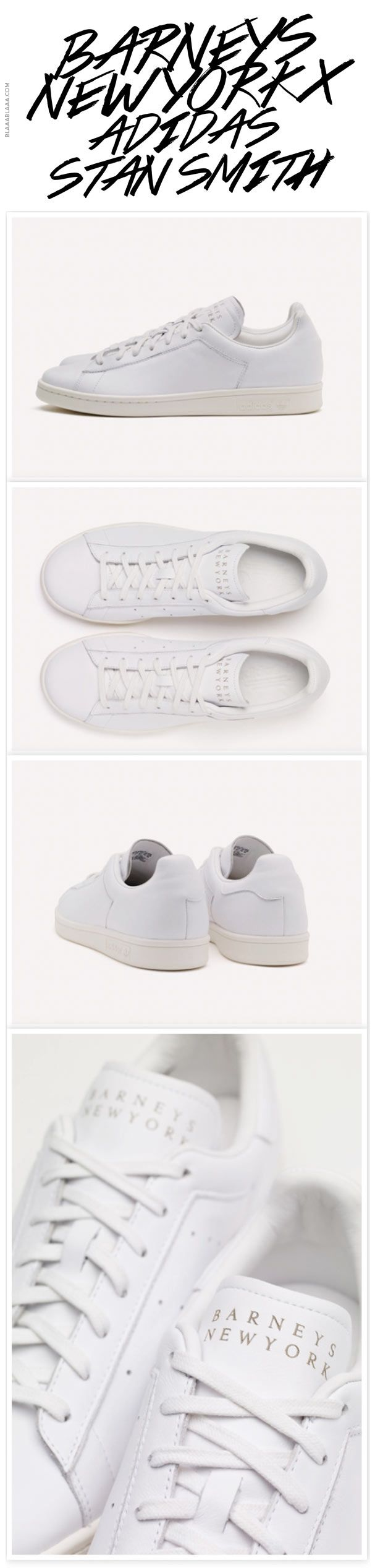 Barneys New York x Adidas Stan Smith