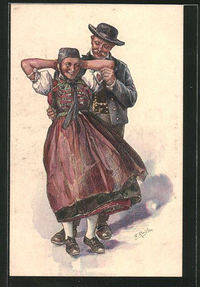 Bauernmädchen-Datierung