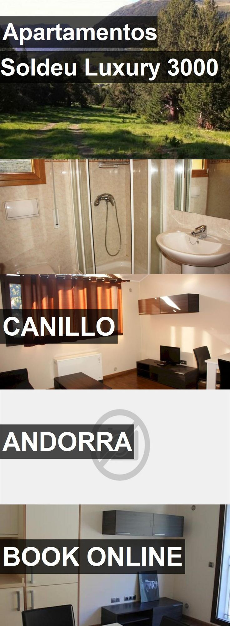 Hotel Apartamentos Soldeu Luxury 3000 in Canillo, Andorra. For more information, photos, reviews and best prices please follow the link. #Andorra #Canillo #travel #vacation #hotel