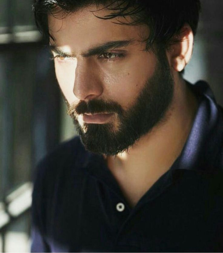 Fawad Khan for Hi! Blitz