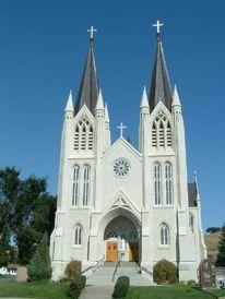 st  patricks catholic church Medicine Hat, AB, Canada