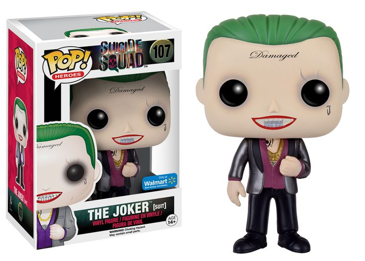 New Suicide Squad Funko Exclusives Revealed - POPVINYLS.COM
