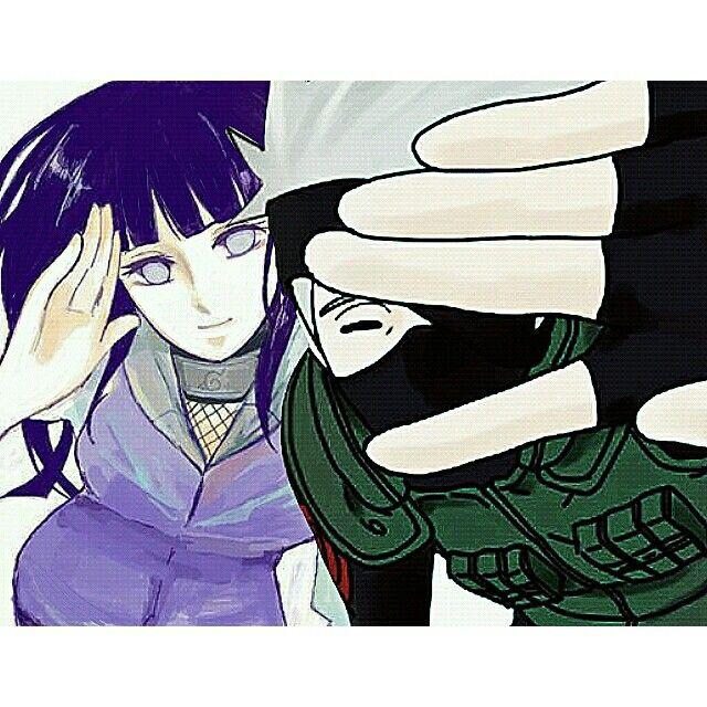 #KakaHina Kakahina Kakashi Hinata