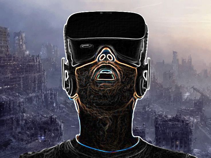 We must face up to the potential dangers of widespread virtual reality technology before it's too late.