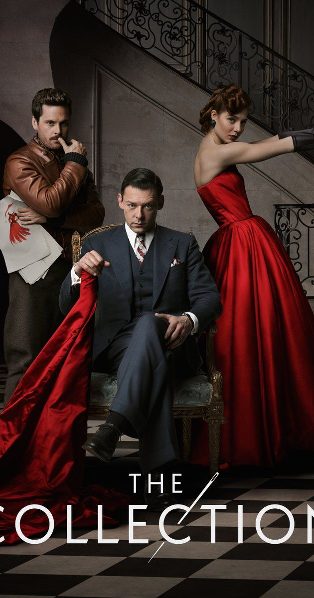 Created by Oliver Goldstick.  With Richard Coyle, Mamie Gummer, Tom Riley, Alix Poisson. A gripping family drama and entrepreneurial fable, set in a post-war Paris fashion house. It exposes the grit behind the glamour of a rising business, spearheaded by two clashing brothers.