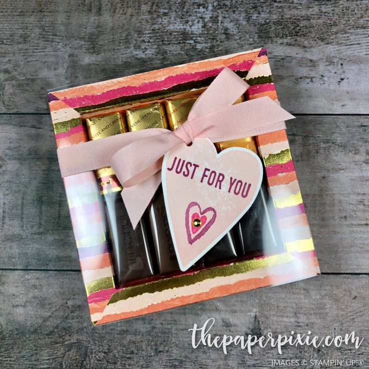 Todayu0027s Project Is Another Version Of The Merci Chocolates Shadow Box That  I Shared With You