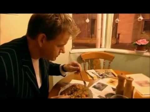 Ramsays Kitchen Nightmares - Gordon LIKES the food!