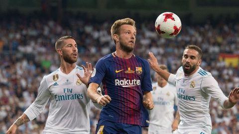 Rakitic plays down Barcas seven point lead over RM: La Liga has just begun