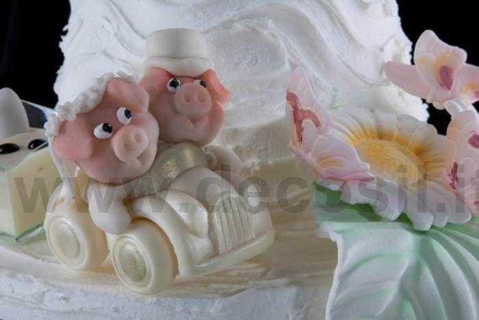 17 best images about stampi per decorazioni torte di matrimonio on pinterest cars torte and - Decorazioni natalizie per torte ...