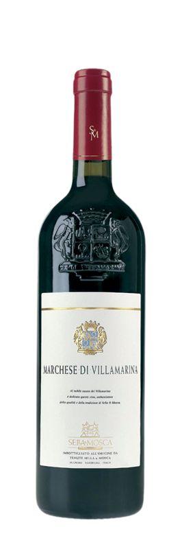 Marchese di Villamarina vino cabernet sauvignon doc