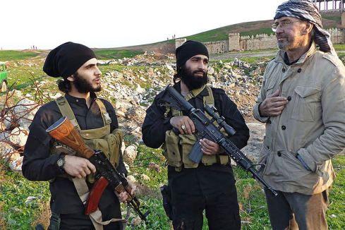 Terrorexperte Jürgen Todenhöfer: IS weit gefährlicher als der Westen glaubt
