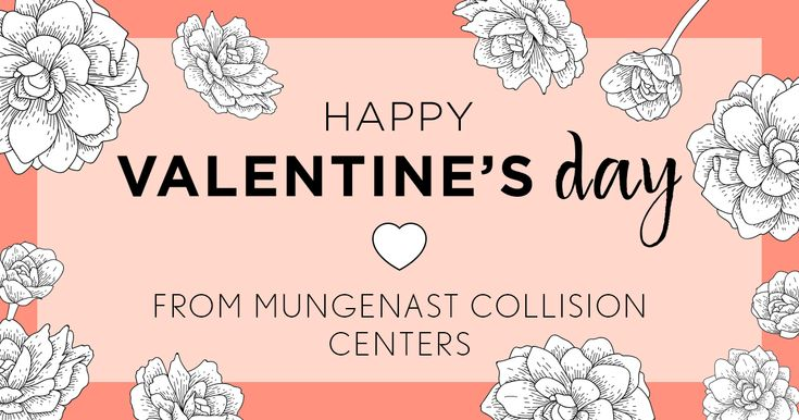Happyvalentinesday from mungenast collision centers