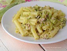 zucchini pasta and tuna