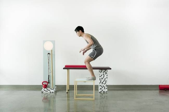 Atelier Biagetti brings the gym into your home with style : TreeHugger