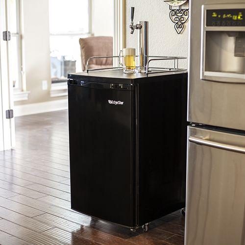 EdgeStar Ultra Low Temp Full Size Kegerator & Keg Beer Cooler Secondary Image