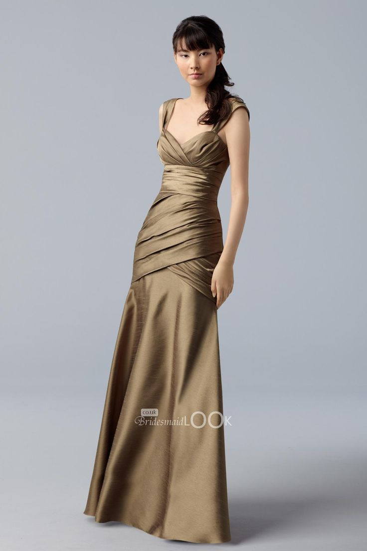 18 best bmaid dress ideas for jen images on pinterest sahara shantung long bridesmaid dress with fully draped bodice and fluted skirt ombrellifo Gallery