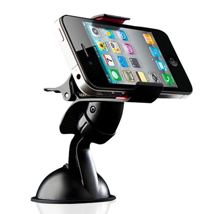 Car Windshield Stand Mount Holder Bracket for Iphone 4 4s 5 5s 6 6 plus mobile phone GPS Holder suporte para celular #clothing,#shoes,#jewelry,#women,#men,#hats,#watches,#belts,#fashion,#style