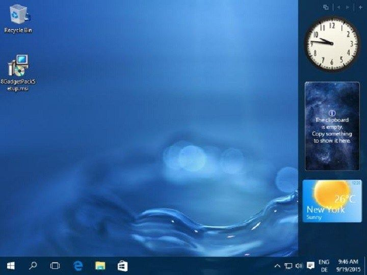 Best Windows 10 desktop gadgets to download #best #desktop #screensavers http://earnings.nef2.com/best-windows-10-desktop-gadgets-to-download-best-desktop-screensavers/  # Best Windows 10 desktop gadgets to download Microsoft removed desktop gadgets in Windows 10 in favor of Windows Store apps. However, the Windows Live tiles and Windows Store apps cannot fully replace desktop gadgets, and many users who upgraded to Microsoft s latest OS still miss desktop widgets. According to the Redmond…