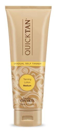 Body Drench's Gradual Self Tanner at Lotion Source