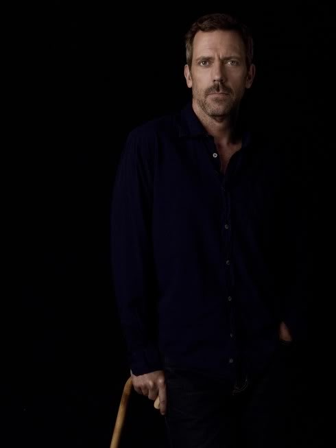 House. Delicious Dr. House.
