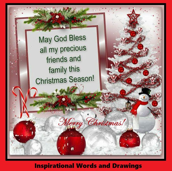 Merry Christmas Sisters in Christ