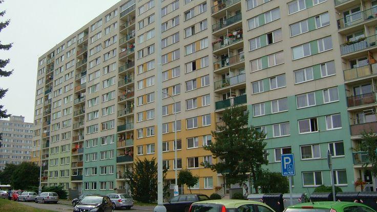 Praha 8, byt 3 + 1 na sídlišti