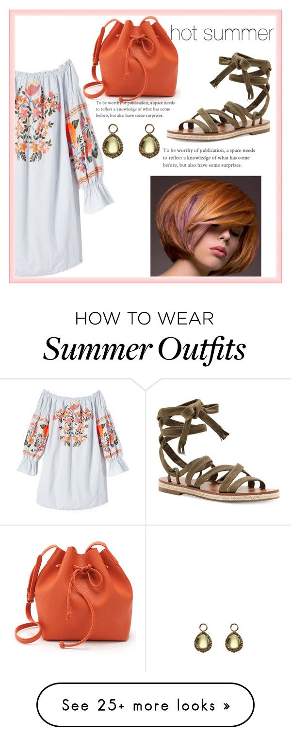 """""""Untitled #3962"""" by janicemckay on Polyvore featuring Free People, Lucky Brand, Annoushka and WithChic"""