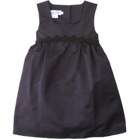 Baby Dior Braided Waist Dress